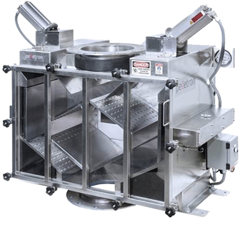 XP Series Pelletron DeDuster Model XP180-XP1500